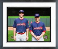 Arizona Diamondbacks 2014 MLB All-Star Game Posed Framed Photo