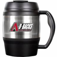 Arizona Diamondbacks 52 Oz. Stainless Steel Macho Travel Mug
