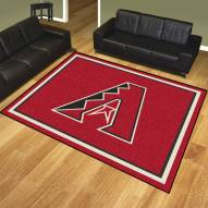 Arizona Diamondbacks 8' x 10' Area Rug