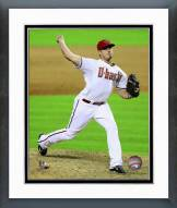 Arizona Diamondbacks Addison Reed 2014 Action Framed Photo