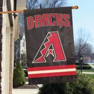 Arizona Diamondbacks Appliqué 2-Sided Banner Flag