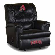 Arizona Diamondbacks Big Daddy Leather Recliner