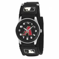 Arizona Diamondbacks Black Rookie Kids Watch