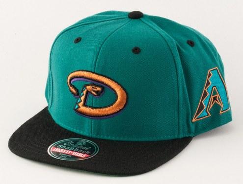 Arizona Diamondbacks Blockhead Snapback Hat