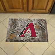 Arizona Diamondbacks Camo Scraper Door Mat