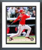 Arizona Diamondbacks Chris Owings 2014 Action Framed Photo