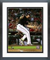 Arizona Diamondbacks Ender Inciarte 2014 Action Framed Photo