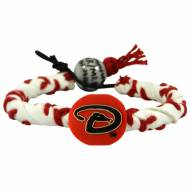 Arizona Diamondbacks Frozen Rope Baseball Bracelet