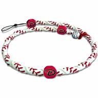 Arizona Diamondbacks Frozen Rope Baseball Necklace