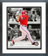 Arizona Diamondbacks Gerardo Parra 2014 Spotlight Action Framed Photo