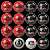 Arizona Diamondbacks MLB Home vs. Away Pool Ball Set