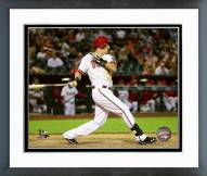 Arizona Diamondbacks Jake Lamb 2014 Action Framed Photo