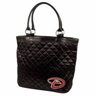 Arizona Diamondbacks MLB Quilted Tote Bag
