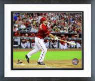 Arizona Diamondbacks Paul Goldschmidt 2014 Action Framed Photo