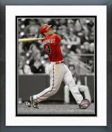 Arizona Diamondbacks Paul Goldschmidt 2014 Spotlight Action Framed Photo