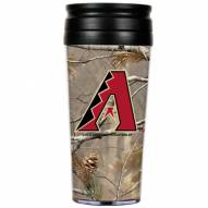 Arizona Diamondbacks RealTree Camo Coffee Mug Tumbler