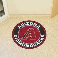 Arizona Diamondbacks Rounded Mat