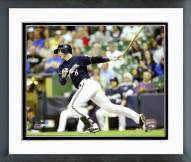Arizona Diamondbacks Ryan Braun 2015 Action Framed Photo