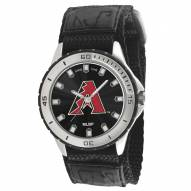Arizona Diamondbacks Veteran Velcro Mens Watch
