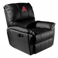 Arizona Diamondbacks XZipit Rocker Recliner with Primary Logo
