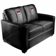 Arizona Diamondbacks XZipit Silver Loveseat