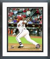 Arizona Diamondbacks Yasmany Tomas 2015 Action Framed Photo