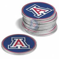 Arizona Wildcats 12-Pack Golf Ball Markers