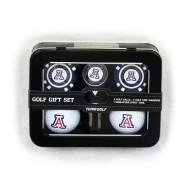Arizona Wildcats 2 Ball/2 Chip Golf Gift Set