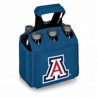 Arizona Wildcats Blue Six Pack Cooler Tote