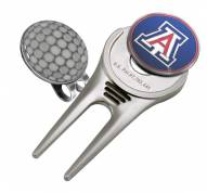 Arizona Wildcats Golf Cap Divot Tool