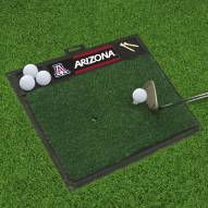 Arizona Wildcats Golf Hitting Mat