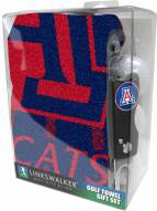 Arizona Wildcats Golf Towel Gift Set
