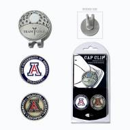 Arizona Wildcats Hat Clip & Marker Set