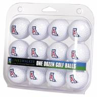 Arizona Wildcats Dozen Golf Balls