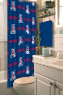 Arizona Wildcats Shower Curtain