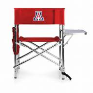 Arizona Wildcats Red Sports Folding Chair