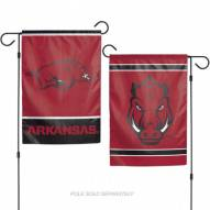 "Arkansas Razorbacks 11"" x 15"" Garden Flag"