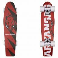 Arkansas Razorbacks Aluminati Skateboard
