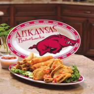 Arkansas Razorbacks Ceramic Serving Platter