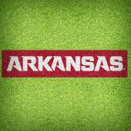 Arkansas Razorbacks DIY Lawn Stencil Kit