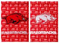Arkansas Razorbacks Double Sided Glitter Flag