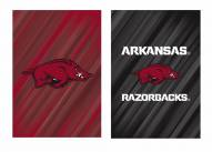 Arkansas Razorbacks Double Sided House Flag