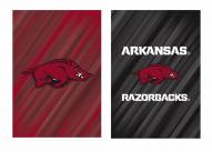 Arkansas Razorbacks Double Sided Garden Flag