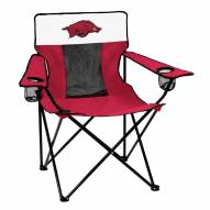 Arkansas Razorbacks Elite Tailgating Chair