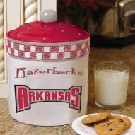 Arkansas Razorbacks Gameday Cookie Jar