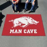 Arkansas Razorbacks Man Cave Ulti-Mat Rug