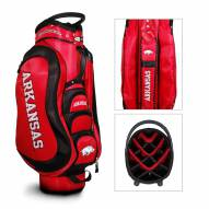 Arkansas Razorbacks Medalist Cart Golf Bag