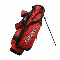 Arkansas Razorbacks Nassau Stand Golf Bag