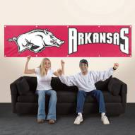 Arkansas Razorbacks NCAA 8' Banner