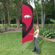 Arkansas Razorbacks NCAA Tall Team Flag
